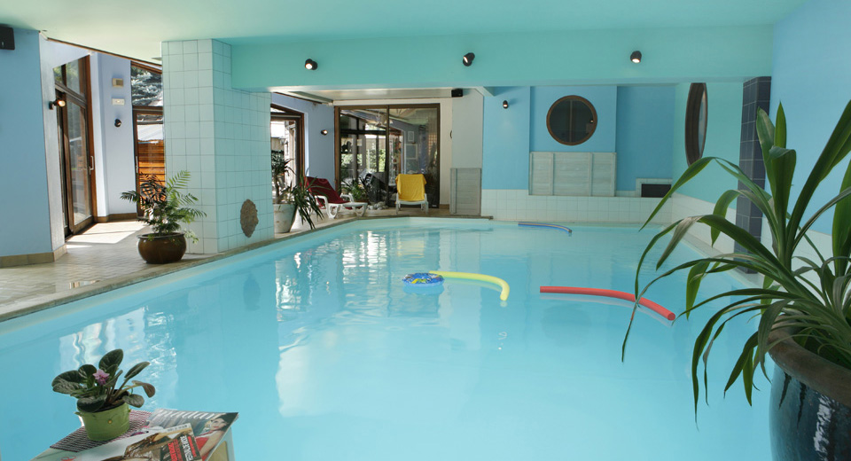 H tel les houches avec piscine sauna et parking for Chamonix piscine